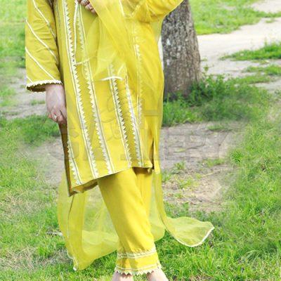 Lime Formal Dress