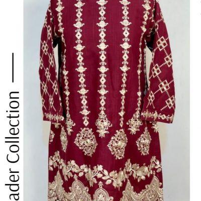 KHADDAR Embroidered SHIRT