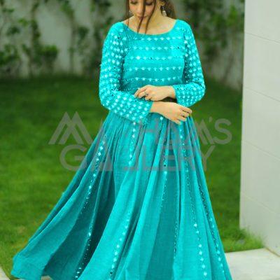 Anarkali Frok Dress